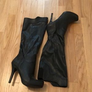 BCBGeneration tall leather boots